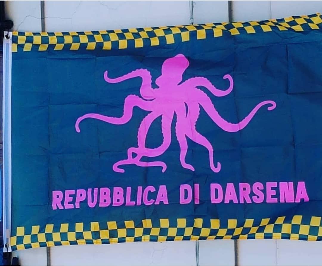 Bandiera repubblica di Darsena